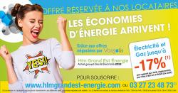 Les économies d'énergie arrivent !