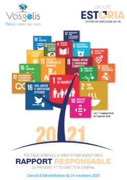 rapport de politique générale 2021